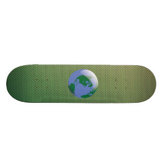 The Terrestrial Freewill Project Skateboard