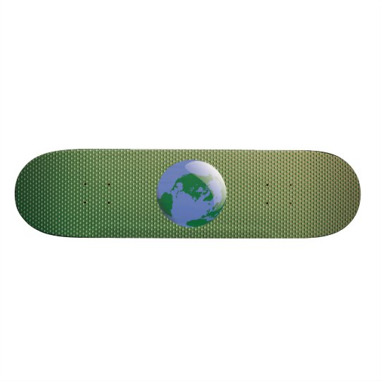 The Terrestrial Freewill Project Skateboard
