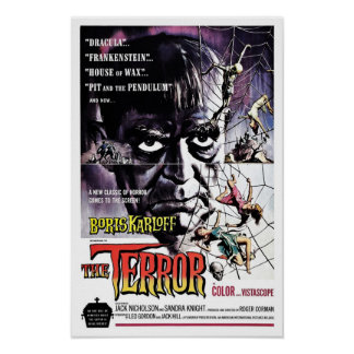 """""""The Terror"""" Poster"""