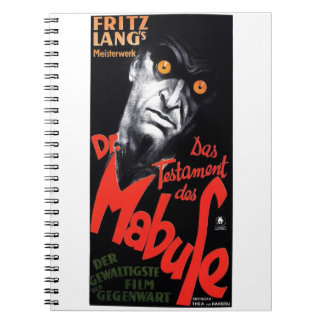 The Testament of Dr. Mabuse Journal