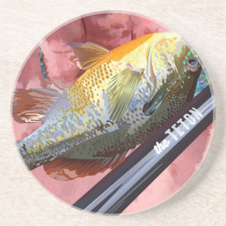 the Teton Drink Coaster
