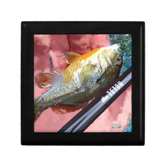the Teton Keepsake Box