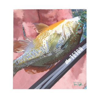 the Teton Notepad
