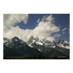 The Tetons-Canvas Prints Posters