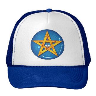 The Tetragrammaton Mesh Hats