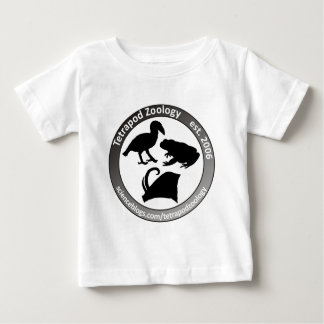 THE TETRAPOD ZOOLOGY LOGO BABY T-Shirt