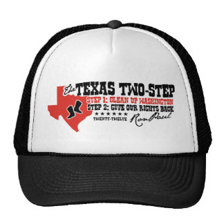 THE TEXAS 2 STEP HATS