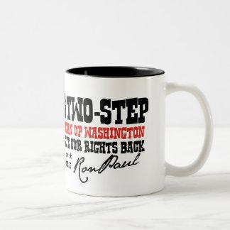 THE TEXAS 2 STEP COFFEE MUGS