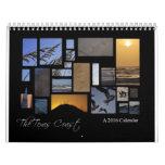 The Texas Coast Beach Calendar, a 2016 calendar
