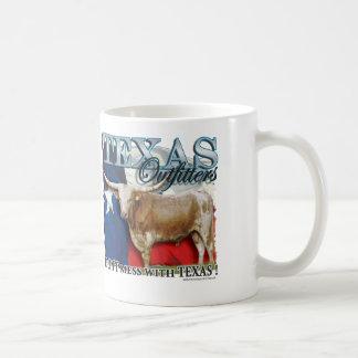 The Texas Outfitters Longhorn Mug