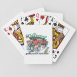 The Texas Whale Playing Cards