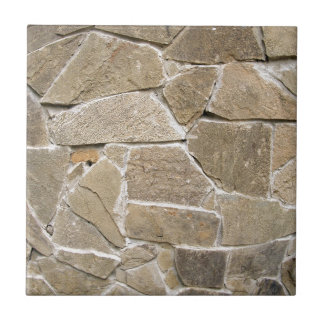 The Texture Of Walls Rough Stones Ceramic Tile