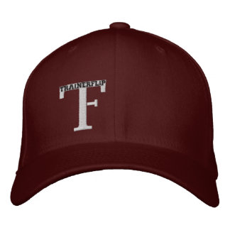 The TF hat in Maroon!