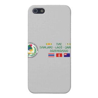 The Thailand-Laos-Cambodia Brotherhood iPhone SE/5/5s Cover