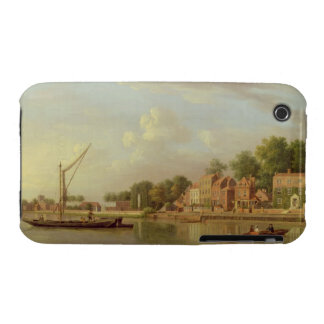 The Thames at Twickenham, c.1760 (oil on canvas) iPhone 3 Case-Mate Case