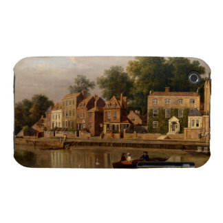 The Thames at Twickenham, london, england iPhone 3 Cover