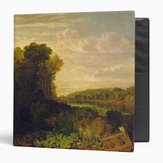 The Thames at Weybridge, c.1807-10 3 Ring Binder