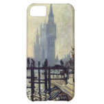 The Thames below Westminster - Claude Monet iPhone 5C Cover