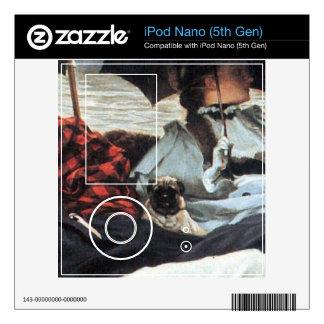 The Thames by James Tissot Skins For iPod Nano 5G