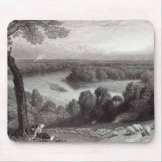 The Thames from Richmond Hill Mouse Pad