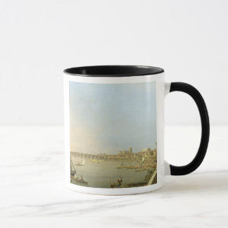 The Thames from the Terrace of Somerset House, loo Mug