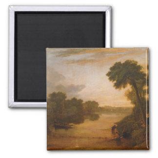 The Thames near Windsor, c.1807 Magnet