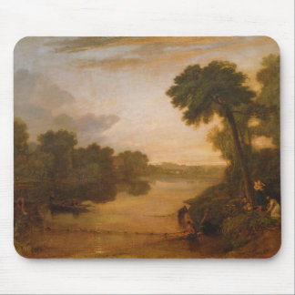The Thames near Windsor, c.1807 Mouse Pad