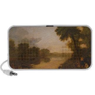 The Thames near Windsor, c.1807 iPod Speaker