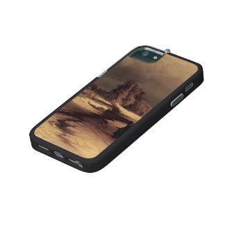 The Thaw by Fyodor Vasilyev iPhone 5/5S Case