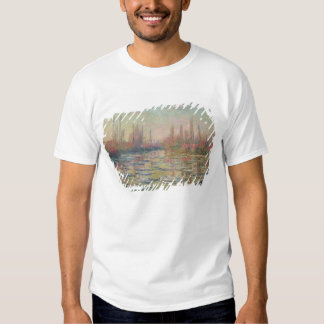 The Thaw on the Seine, near Vetheuil, 1880 T-Shirt