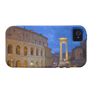 The Theater of Marcellus in Rome at night iPhone 4/4S Covers