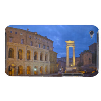 The Theater of Marcellus in Rome at night iPod Touch Case