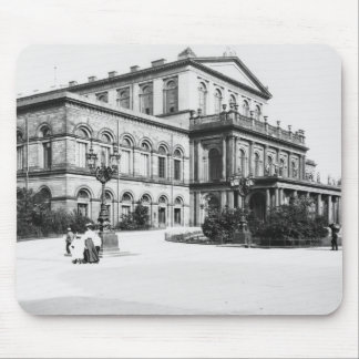 The Theatre at Hannover, c.1910 Mousepads