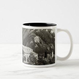 The Theatre at Oberammergau, 1930 Two-Tone Coffee Mug