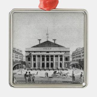 The Theatre de l'Odeon, 1830 Ornaments
