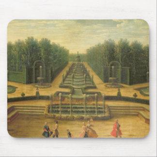 The Theatre d'Eau at Versailles Mouse Pad