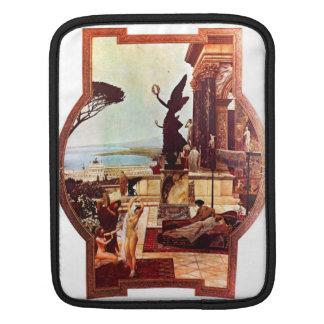 The Theatre of Taormina by Gustav Klimt iPad Sleeves