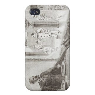 The 'Theatre Optique' and its inventor iPhone 4 Case