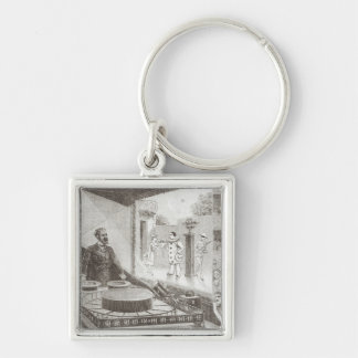 The 'Theatre Optique' and its inventor Keychain