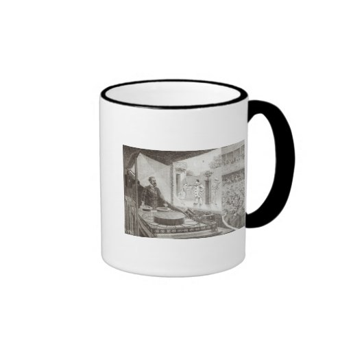 The 'Theatre Optique' and its inventor Mug