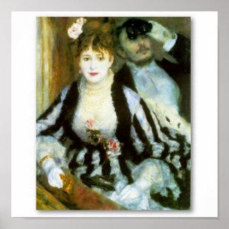 The Theatre Pierre Renoir Print