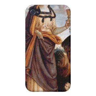 The Theological Virtues: Faith iPhone 4/4S Cover