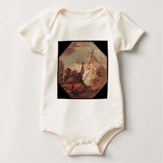 The Theological Virtues Giovanni Battista Tiepolo Baby Bodysuit