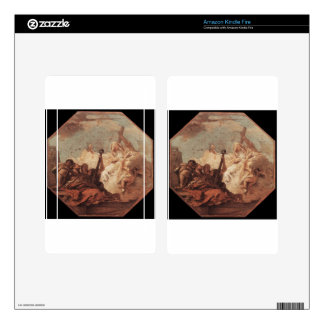The Theological Virtues Giovanni Battista Tiepolo Decals For Kindle Fire
