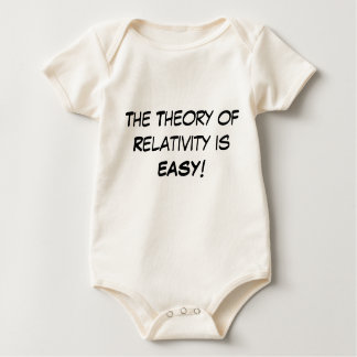 The Theory of Relativity is EASY! Bodysuit