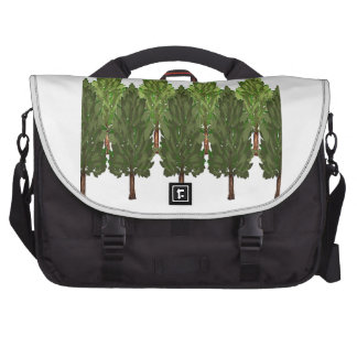 THE THICK FOREST LAPTOP BAGS