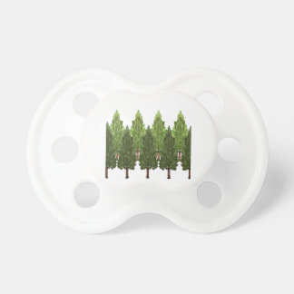 THE THICK FOREST PACIFIER