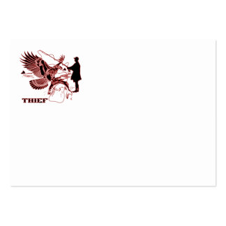 The-Thief-1-A Large Business Card