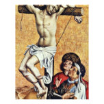 The Thief On The Cross Gesinas Fragment Personalized Letterhead