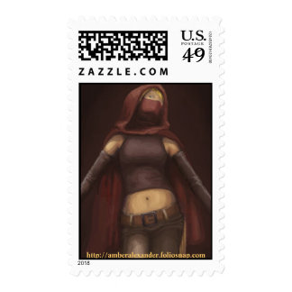 The Thief Stamps